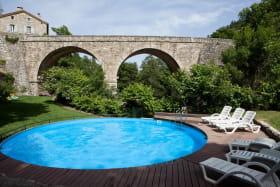 La piscine à la Rastelayre
