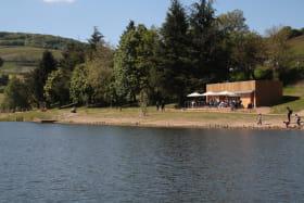 Lac du Ronzey, Maison du Lac