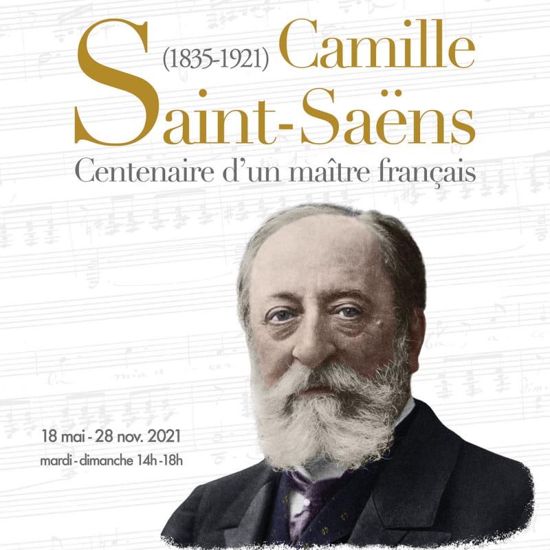 Camille Saint-Saëns (1835-1921) centenaire d'un maître français