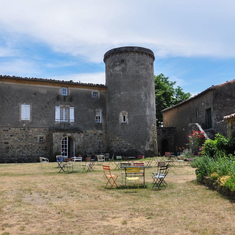 Château de Liviers - Gîte du Château