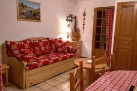 SEJOUR Salon Canapé-lit gigogne 1 ou 2 couchages