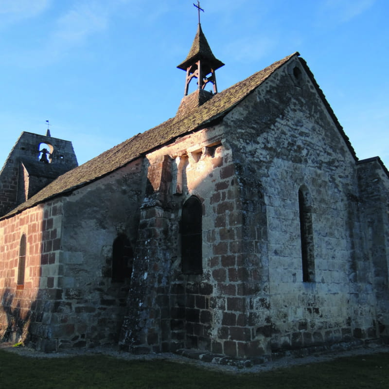 Église Saint-Louis, Sainte-Marie, Saint-Victor, Saint-Maurice