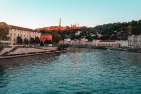 Saint Jacques à pied : De Lyon au Puy-en-Velay