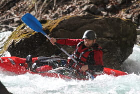 Open Kayak Nunayak