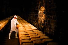 Cave à fromages