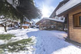 Village club du soleil à Morzine