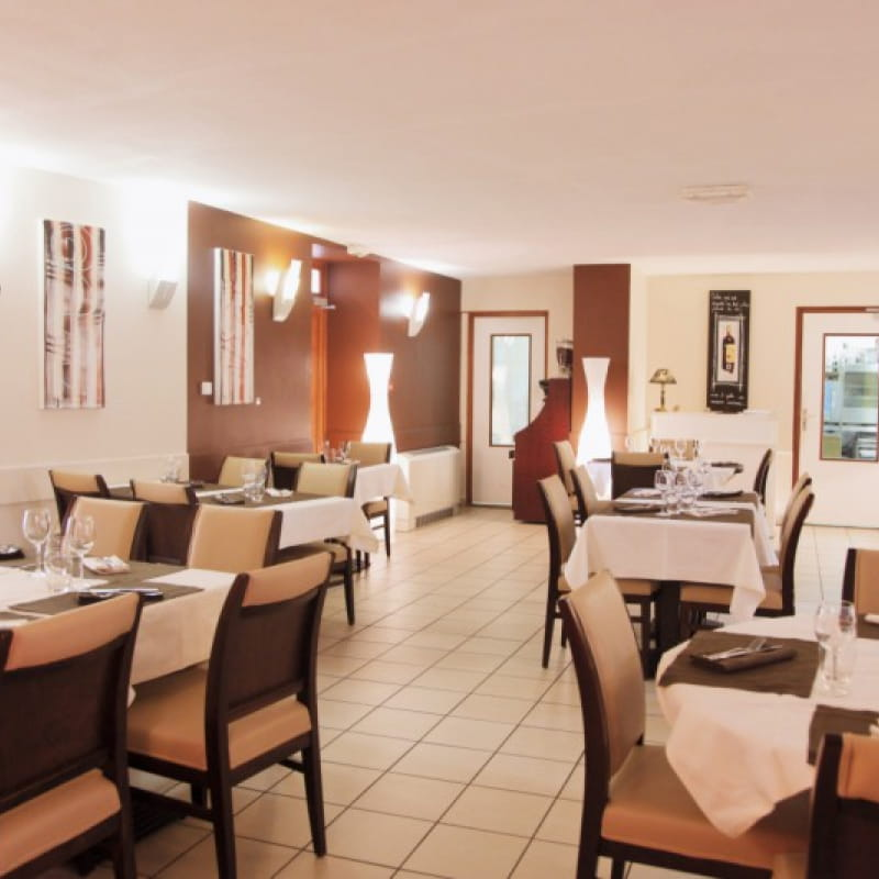 Restaurant La Cascade à Avrieux