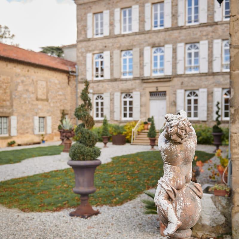 Château Chavagnac - gîte la Ferme