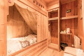Chambre Emeraude Lit Clos 190x90