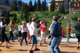 Avoriaz Danse Festival