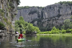 Canoë Kayak avec moniteur - Céven'Aventure