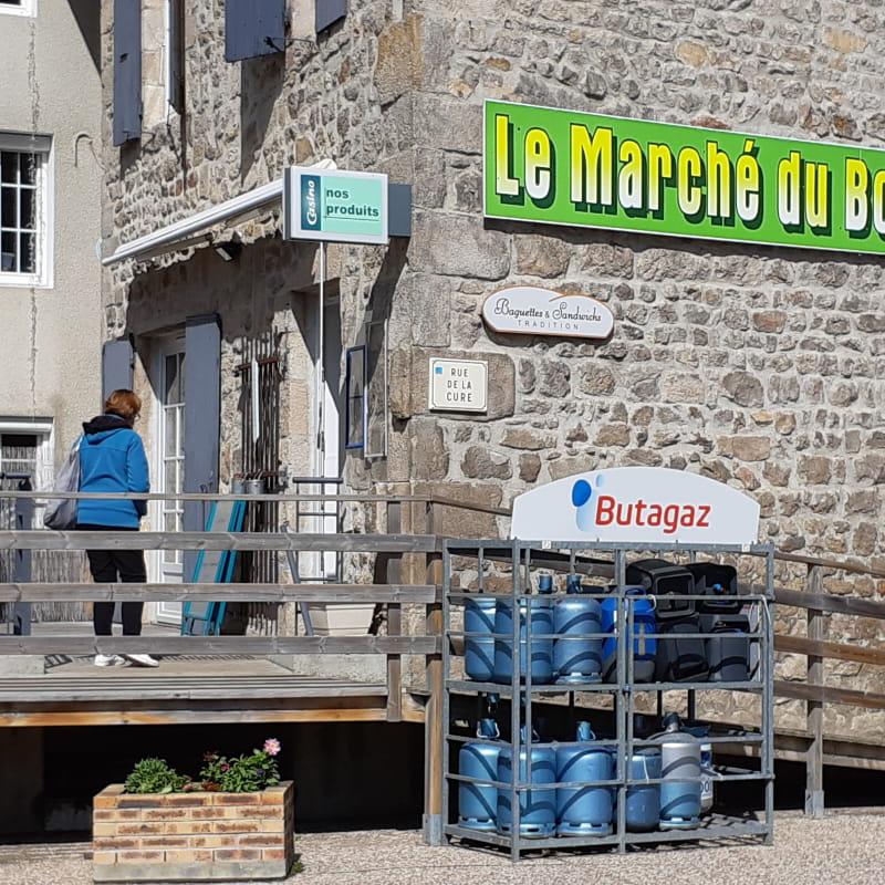 Au marché du bourg - Périgneux