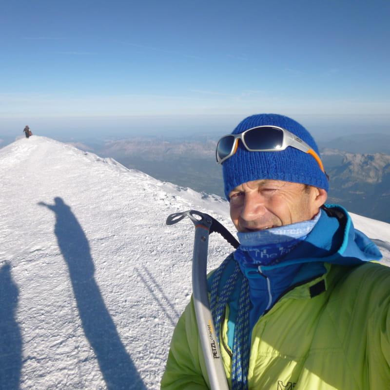 Régis Burnel Guide de Haute Montagne