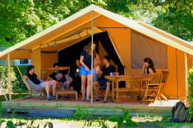 Camping Claire Rivière