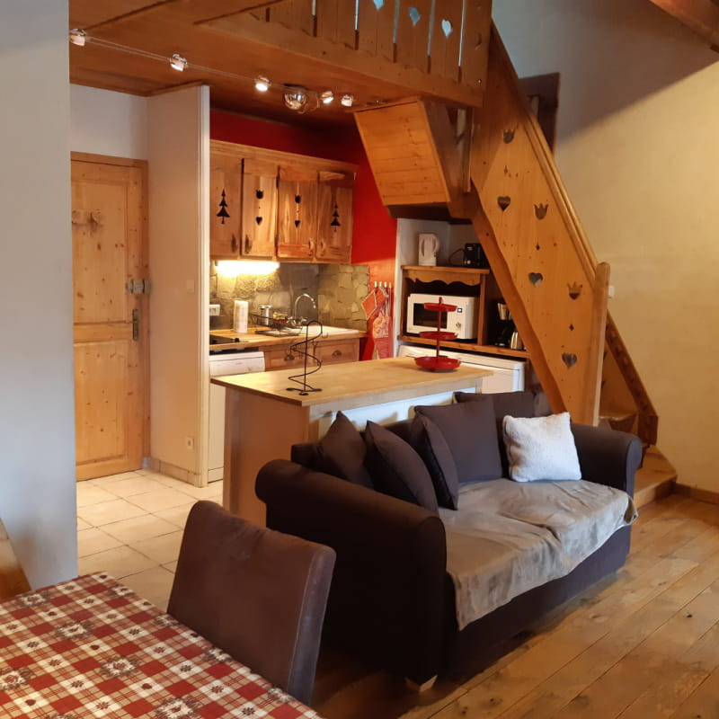 L'OLYMPE N°106 Appartement 6 personnes