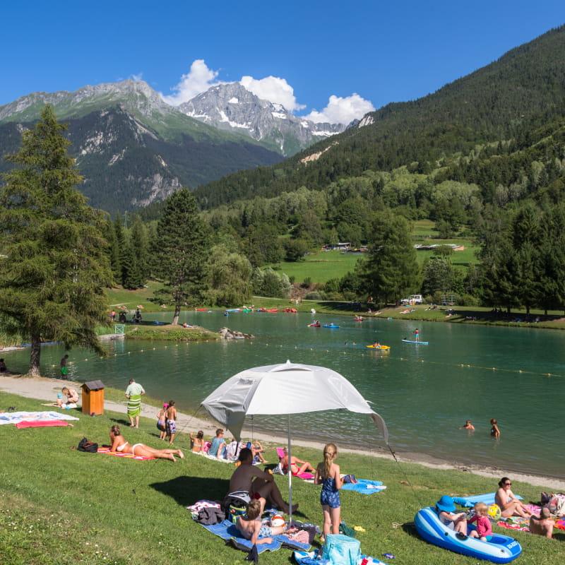 Lac de Bozel