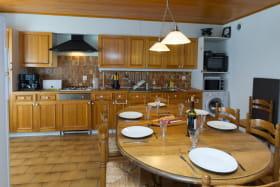 Cuisine salle à manger adaptés PMR
