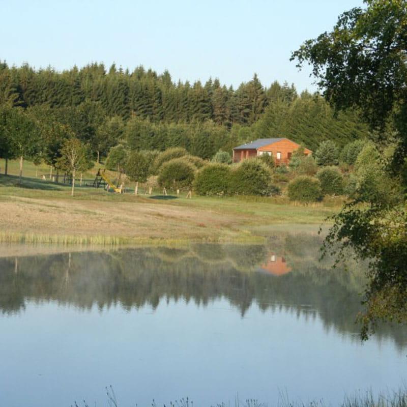Site de pêche - Plan d'Eau Béal des Roziers
