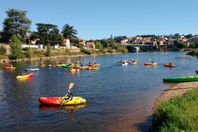 Base de loisirs Loire Forez