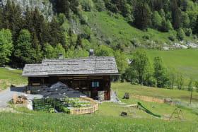 Le Repaire restaurant d'alpage au Grand-Bornand la Culaz