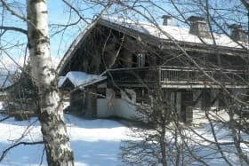 C'est la féerie d'un hiver à la montagne