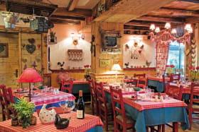 Salle à manger Hotel Les Bains