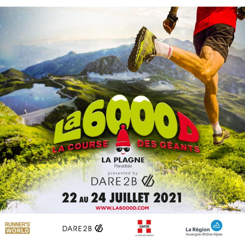 La 6000D - La Course des Géants