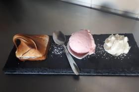 Dessert Le P Burger's