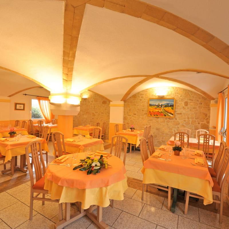 Restaurant- Le Moulin des Gardelles -Malauzat