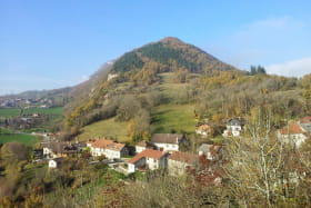 Chaumont et le mont Vuache