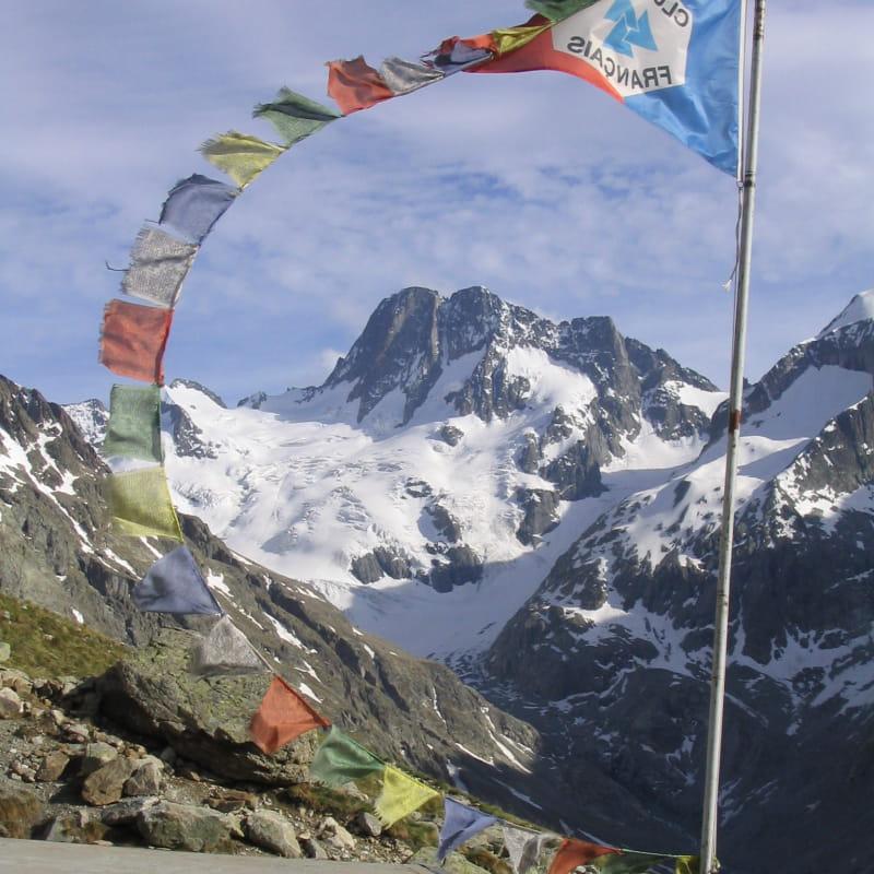 Glacier de la Pilatte