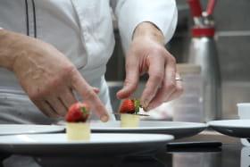 Auberge de Montfleury - St Germain - Assiette de dessert