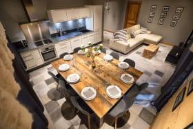 Hakaju : salle à manger