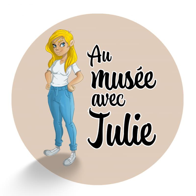 Au musée avec Julie