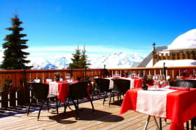Restaurant - Alpe d'Huez