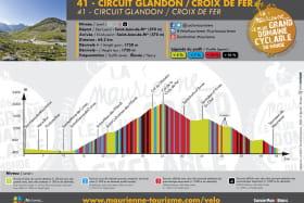 PROFIL / Circuit Glandon - Croix de Fer
