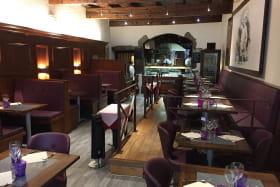 Restaurant Le Sporting à Chambéry : première salle