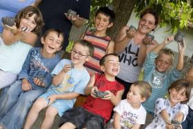 atelier poterie enfants