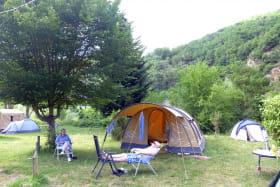 Camping Domaine le Pra de Mars