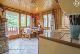 Très bel appartement pour 6 personnes à Bonneval sur Arc, dans le Chalet le Neve