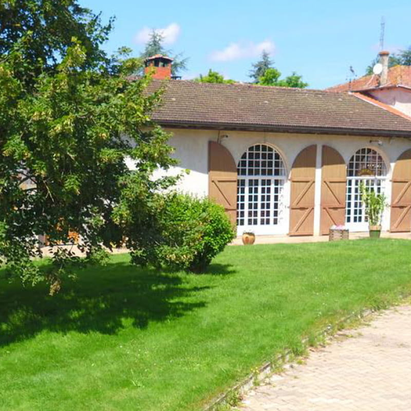 Auberge du Mollard à Chatillon La Pallud