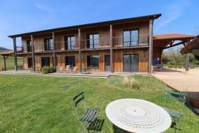 Ecogîte des Buis du Chardonnet - 8 personnes - à Cogny (Rhône - Beaujolais - proche Villefranche-sur-Saône).