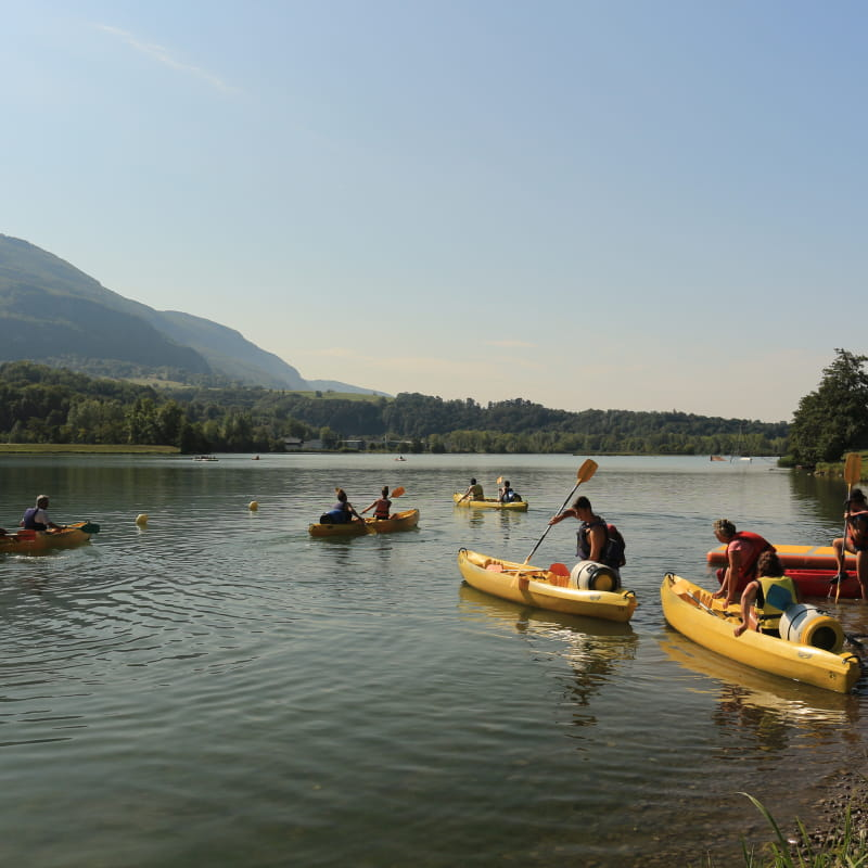 prolynx sports descentes du Rhône en canoe kayak