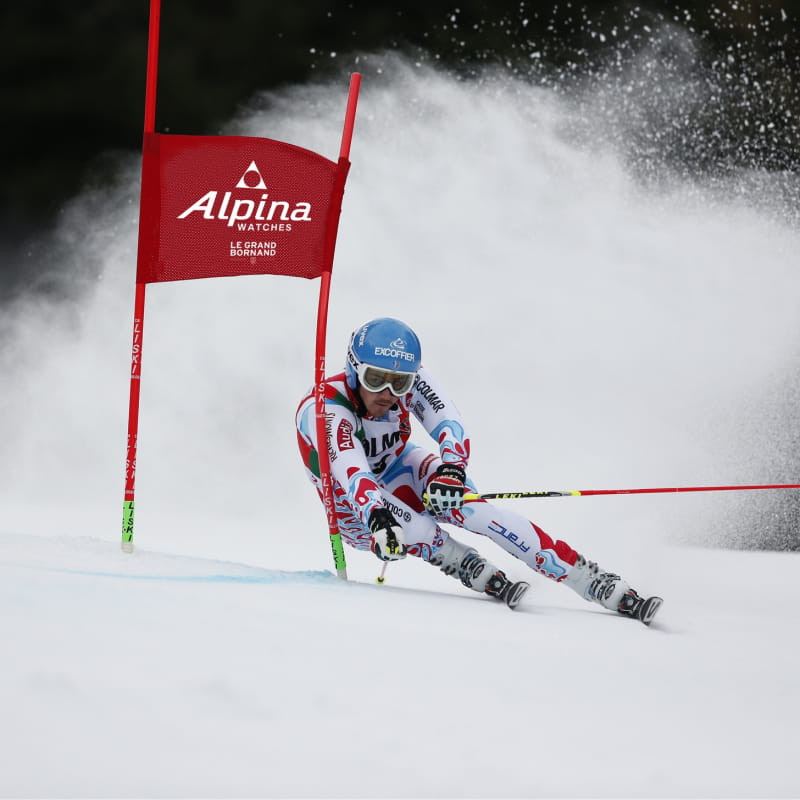 Alpina Watches ESF experience