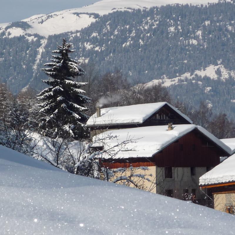 Vue extérieure hiver 2