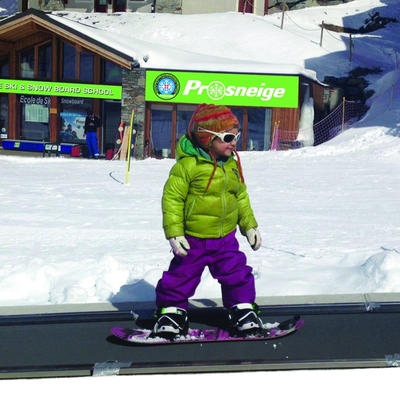 Prosneige - Ecole de ski - Meribel - Mini Rider