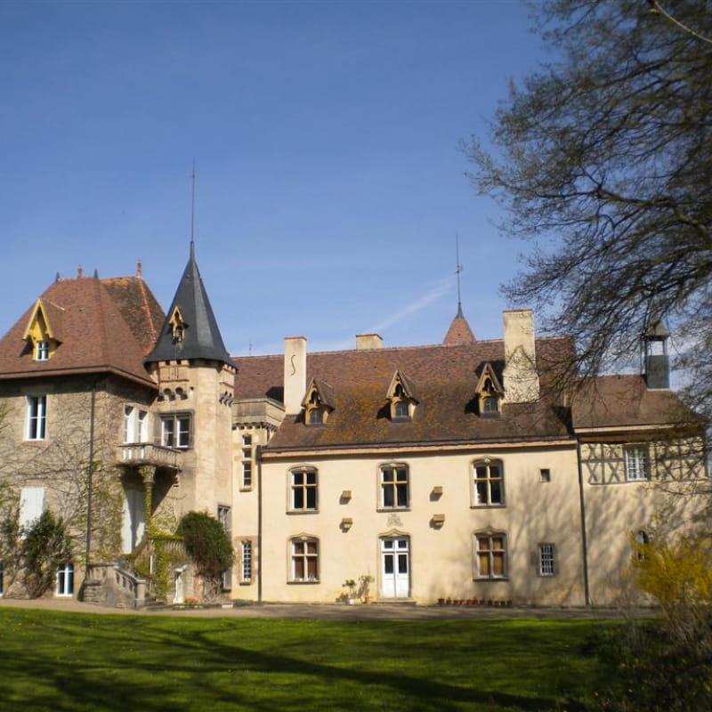Château de Lachaise