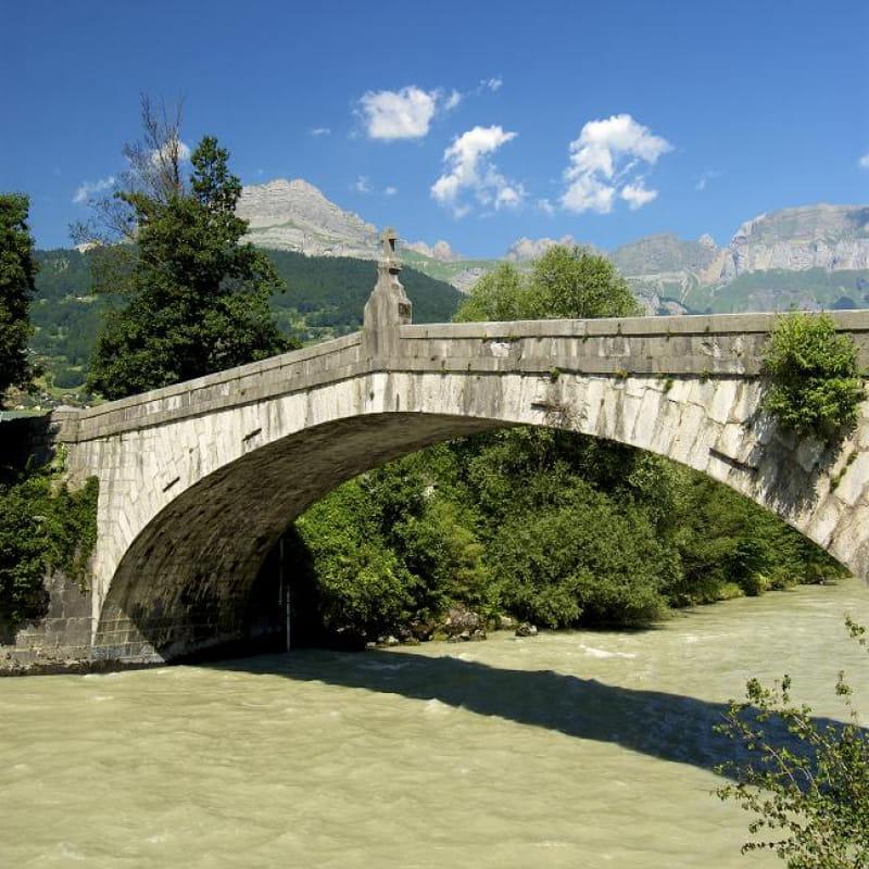 Le Vieux Pont de Saint-Martin