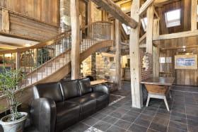 Les Balcons de Val-Cenis Village**** : l'accueil