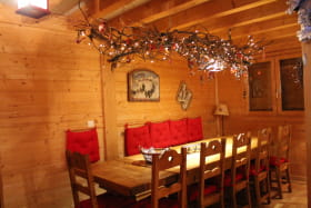 Chalet Le Chevaly - 200 m² - n°1500